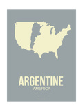 Argentine America Poster 3