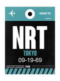 NRT Tokyo Luggage Tag 2