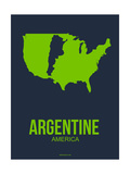 Argentine America Poster 2