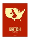 British America Poster 2