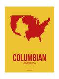 Columbian America Poster 3