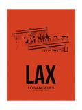 LAX Los Angeles Airport Orange