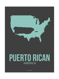 Puerto Rican America Poster 2