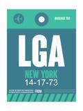 LGA New York Luggage Tag 2