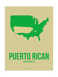 Puerto Rican America Poster 1