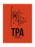 TPA Tampa Airport Orange