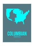 Columbian America Poster 2
