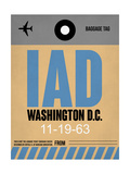 IAD Washington Luggage Tag 1