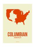 Columbian America Poster 1