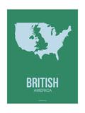 British America Poster 3