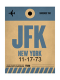 JFK New York Luggage Tag 2