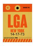 LGA New York Luggage Tag 1