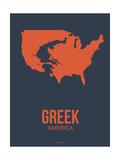Greek America Poster 3