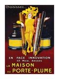 La Maison du Porte-Plume  1924