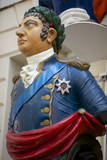 Ship Figurehead at the National Maritime Museum  Greenwich  London  England  United Kingdom  Europe
