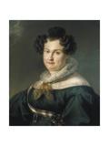 Maria Christina De Bourbon-Sicily  Queen of Spain