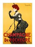 Champagne de Rochegre  ca 1902
