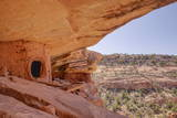 Ancient Indian Granaries  Road Canyon  Cedar Mesa  Utah  United States of America  North America