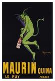 Maurin Quina  ca 1906