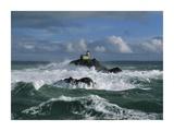 Phare de Tevennec  mer d'Iroise