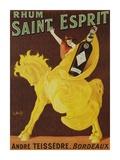 Rhum Saint Esprit  1919