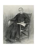 Portrait of Jacint Verdaguer