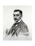 Portrait of Francesco Macia