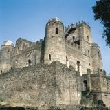Castle of the Ethiopian Emperor Fasilides  1636
