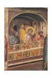 St Eligius before King Clothar