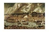Port of Sevilla Detail