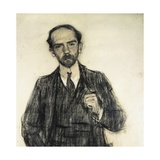 Portrait of Pio Baroja (Detail)