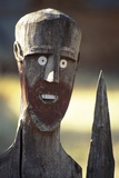 Waga Memorial Statue of the Konso People