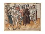 Jan Hus' Arrest in Constance