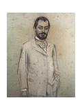 Portrait of Josep Puig I Cadafalch