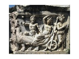Relief with Mythological Scene
