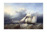 The Ship Charles V in a Storm