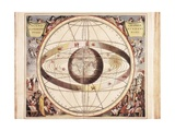 Representation of the Ptolemaic Universe