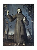 St Francis of Assisi (1182-1226)