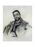 Portrait of Ruperto Chapi