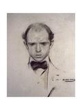 Portrait of Pau Casals