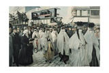 Artists of the Oriental Theatre at the Paris Universal Exhibition of 1900