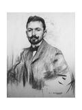 Portrait of Serafin Alvarez Quintero