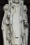 Saint Lazarus and His Two Sisters