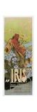 Poster  Opera 'Iris'  1898