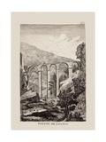San Pablo Bridge over Huecar River in Cuenca (1774)
