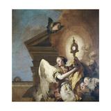 Angel Bearer of the Eucharist