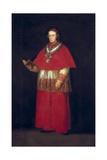 Cardinal Don Luis De Bourbon