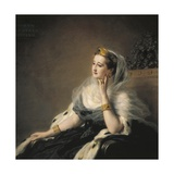 Eugenia  Empress of France  Wife of Napoleon III