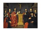 Merchants and the Aldermen of the City of Paris