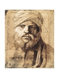 Man Wearing a Turban